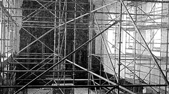 2000 2003 hazebrouck la restauration de la chapelle saint fran ois. Black Bedroom Furniture Sets. Home Design Ideas